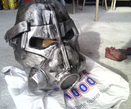 How to make your own Fallout 3 helmet prop!
