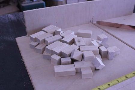 Cut the Blocks