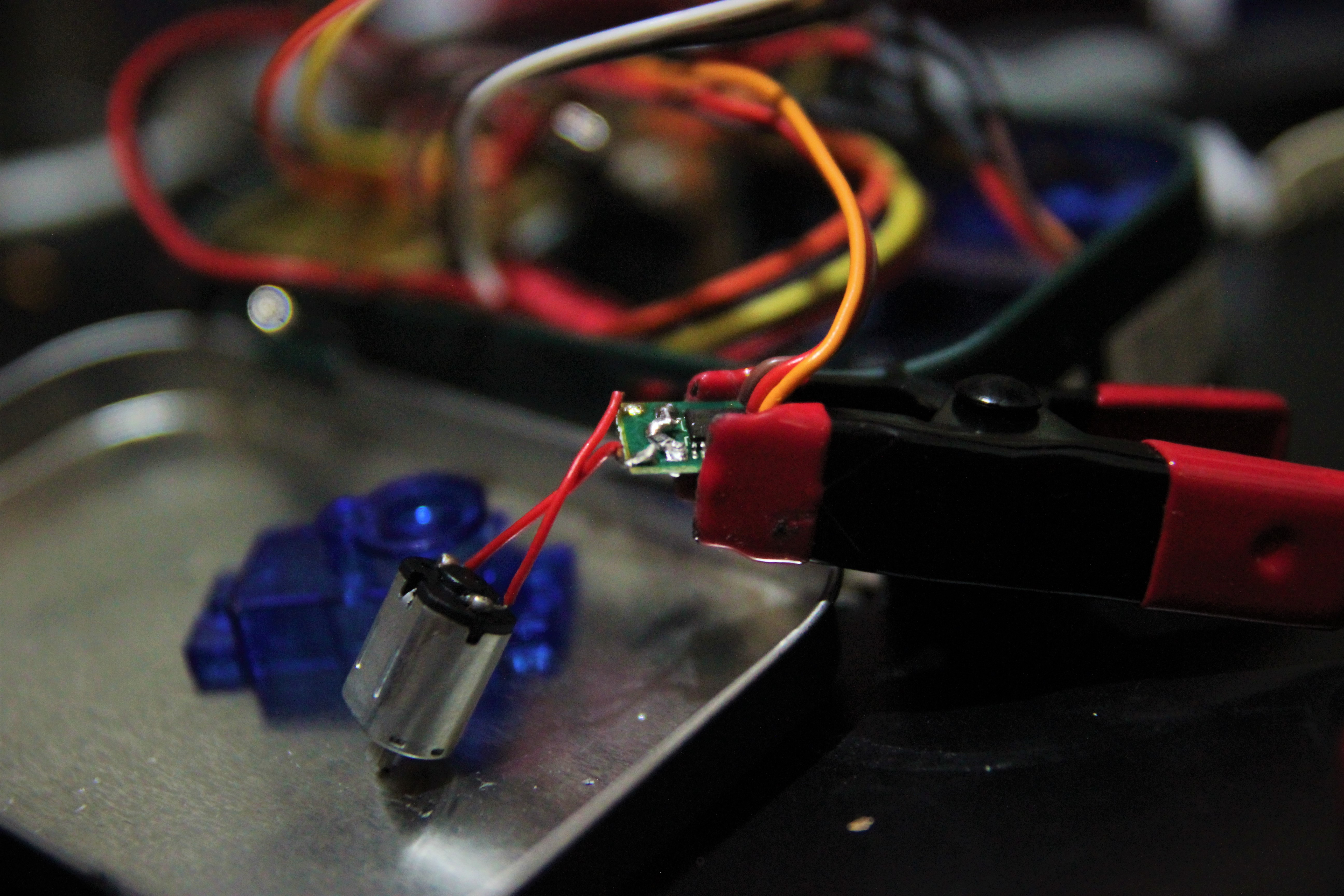 Picture of Modifying the Servos