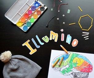 Illumino Brainlight: Turn Your Brainwaves Into Light