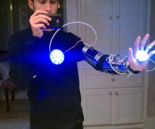 Tony Stark Repulsor Arm