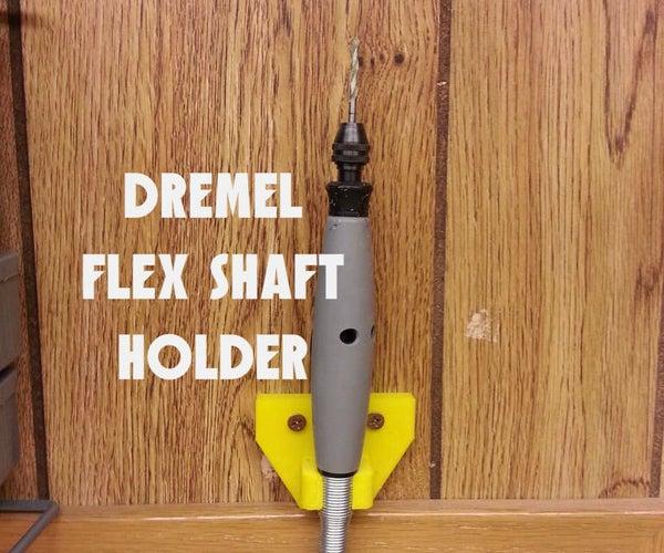 Dremel Flex Shaft Hanger