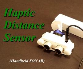 Haptic Distance Sensor