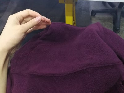 Finish Garment