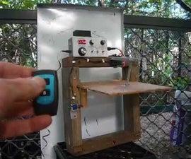 Automatic Chicken Coop Door - Arduino Controlled.