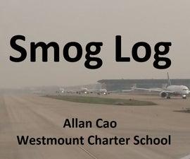 Smog Log: DIY Smog Measuring