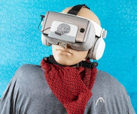 NeuroCuddl : Biofeedback Based VR Experience for Stress Relief