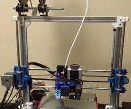 Aluminum 3DPrintMi - 3DPrinter Assembly Guide