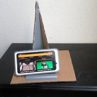 Multipurpose Cardboard Stand