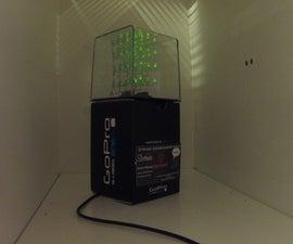 Arduino LED 4x4x4