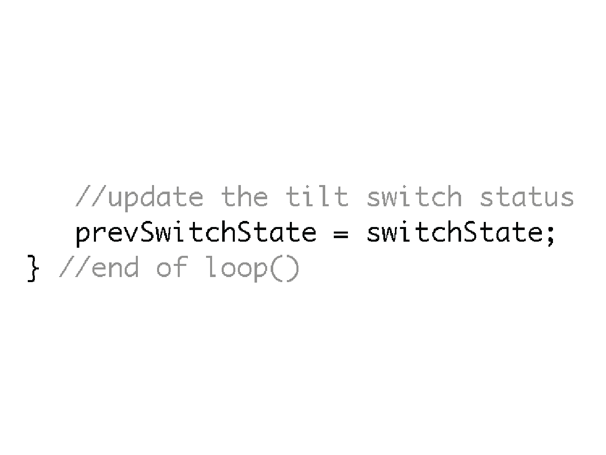 Picture of Update the Switch State