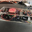 Fine Dust Sensor Device