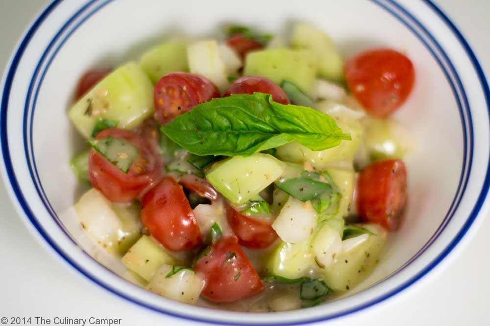 Picture of Cucumber Salad