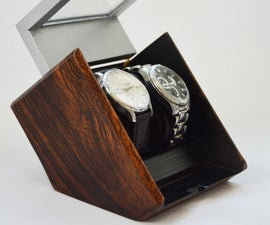 3D Printed Watch Case Build