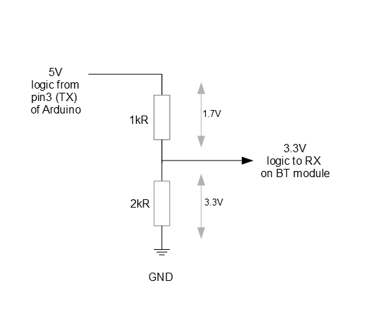 Picture of Note on the Voltage Divider