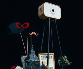 Photobooth original design & CNC