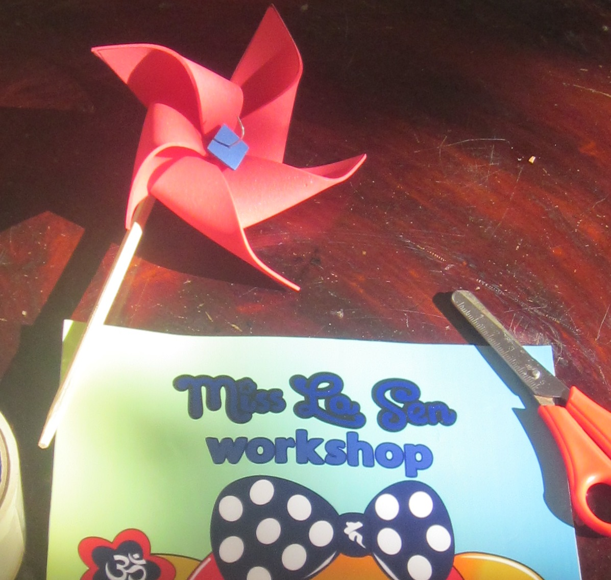 Picture of You Can Make the Pinwheel by Foam