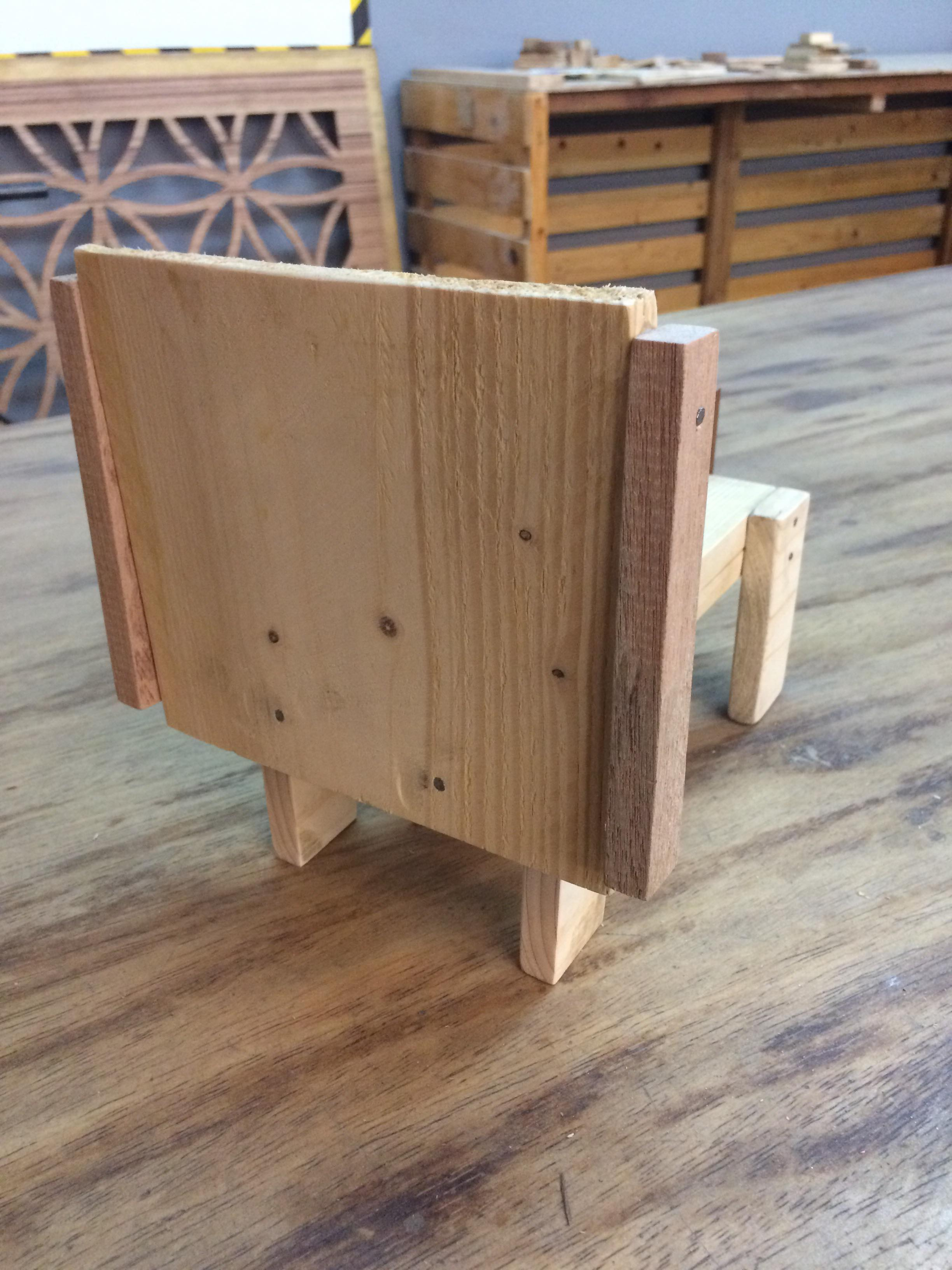 Picture of Wooden Dog