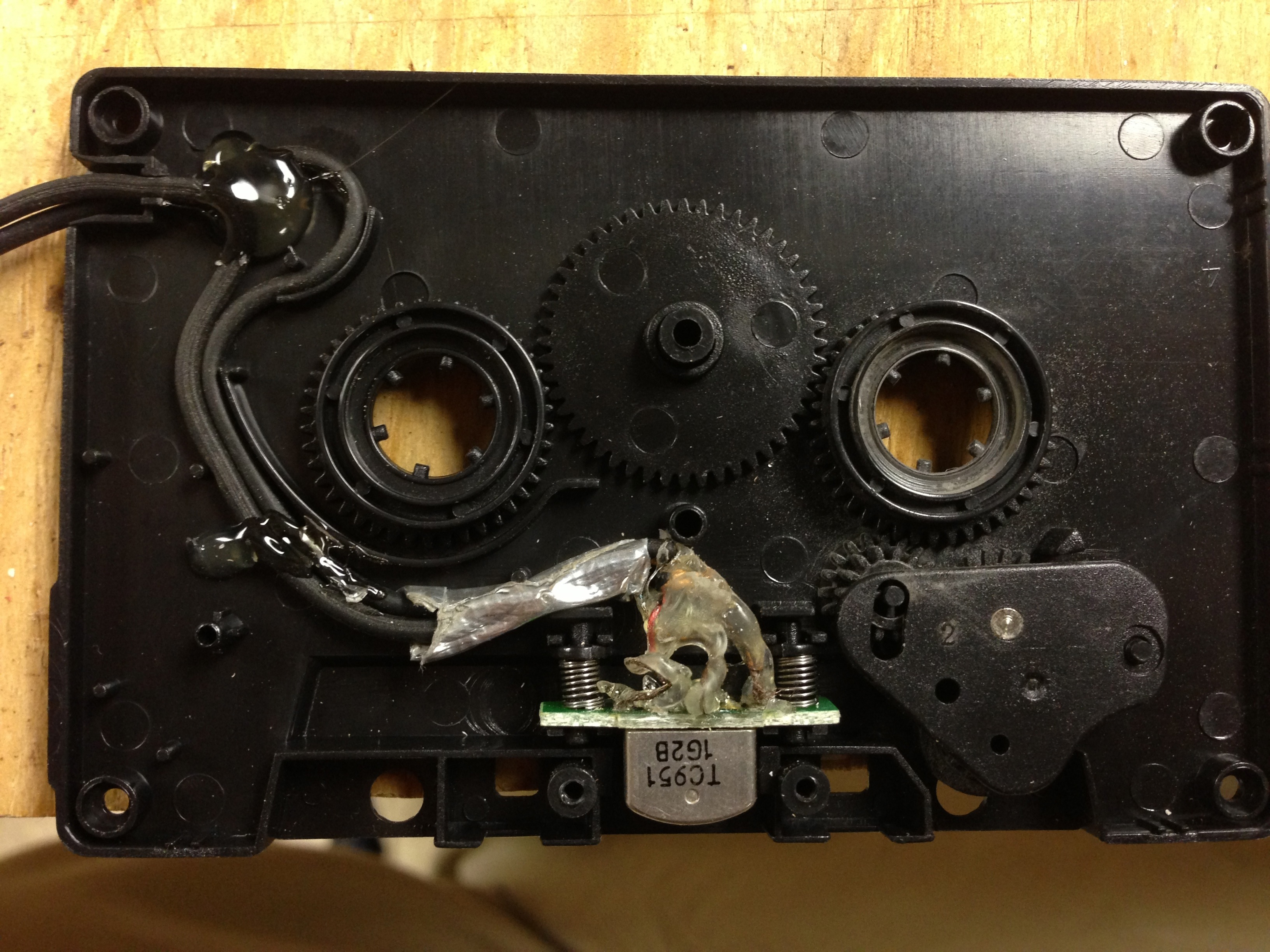 Picture of Improving/Fixing My Cassette Mp3 Adaptor