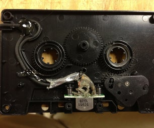 Improving/Fixing My Cassette Mp3 Adaptor