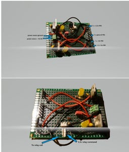 Solder the Power Supply 1/4