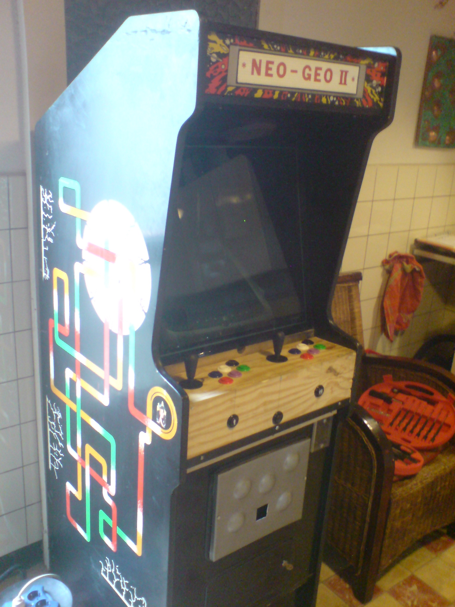 Picture of Arcade Cabinet - Play Arcade Games Old Skool