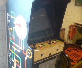 Arcade Cabinet - Play arcade games old skool