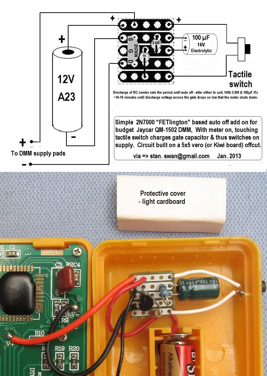 Picture of Parts Layout