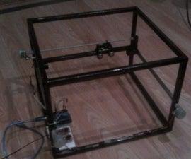 Diy Arduino Laser Engraver