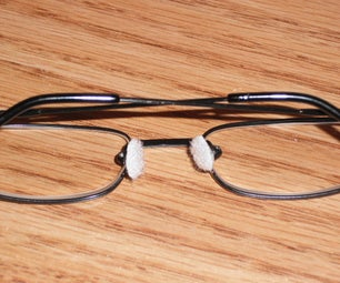 Comfy Nose Pads for Eye Glasses