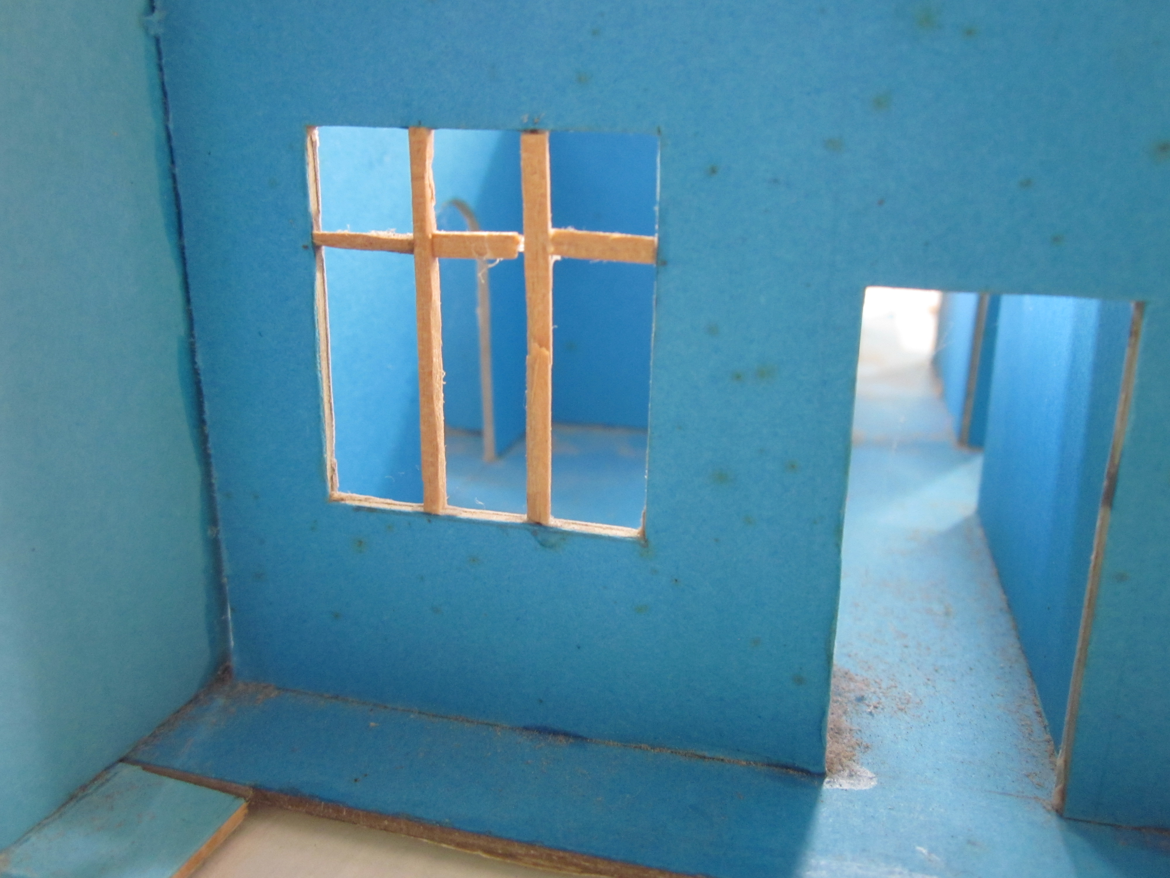 Picture of Window and Pillar