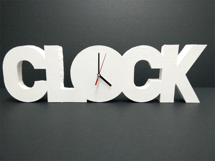 Picture of Add in the Clock