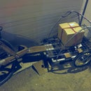 Bike Trailer Conversion: Kid to Cargo (with 3-Axis Caster Hitch)