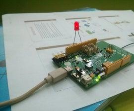 Linkit One: PWM LED
