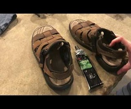 What Is the BEST Glue for Sole Shoe Repair???