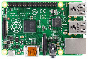 """Picture of The """"Raspberry Pi"""" Pie"""