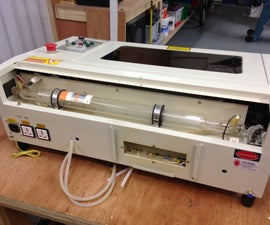 Replacing a CO2 Laser Tube