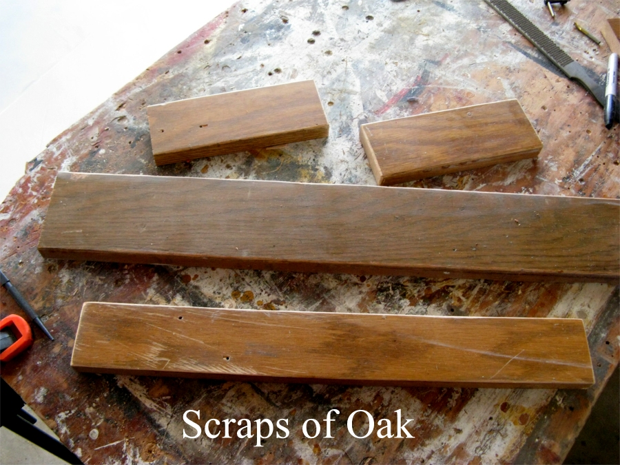 Picture of Wooden Base Assembly