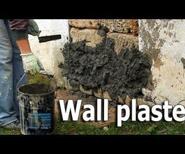 Technology of the Plaster Wall. (Without Experience)