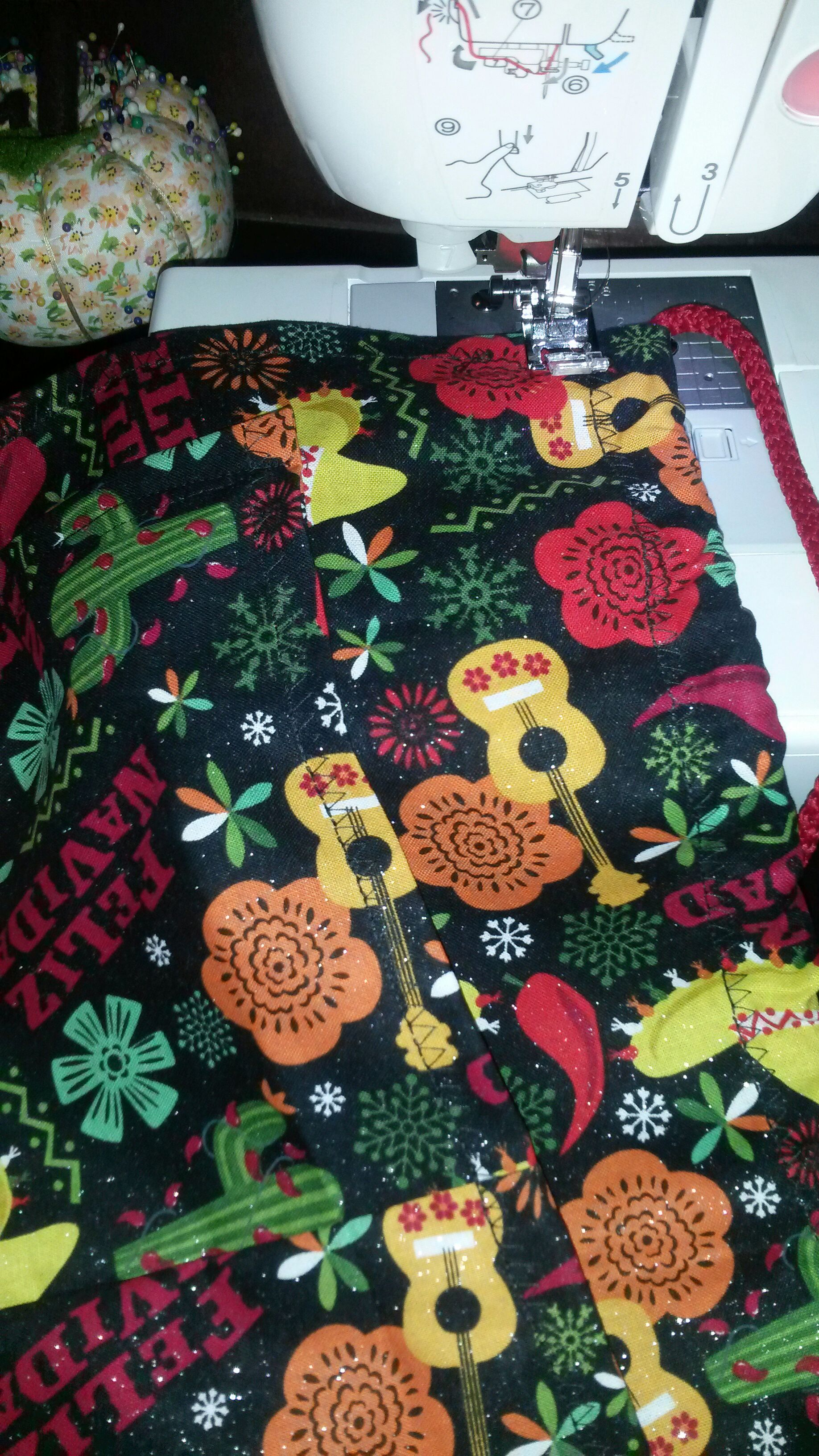 Picture of Sew a Bag for the Bows