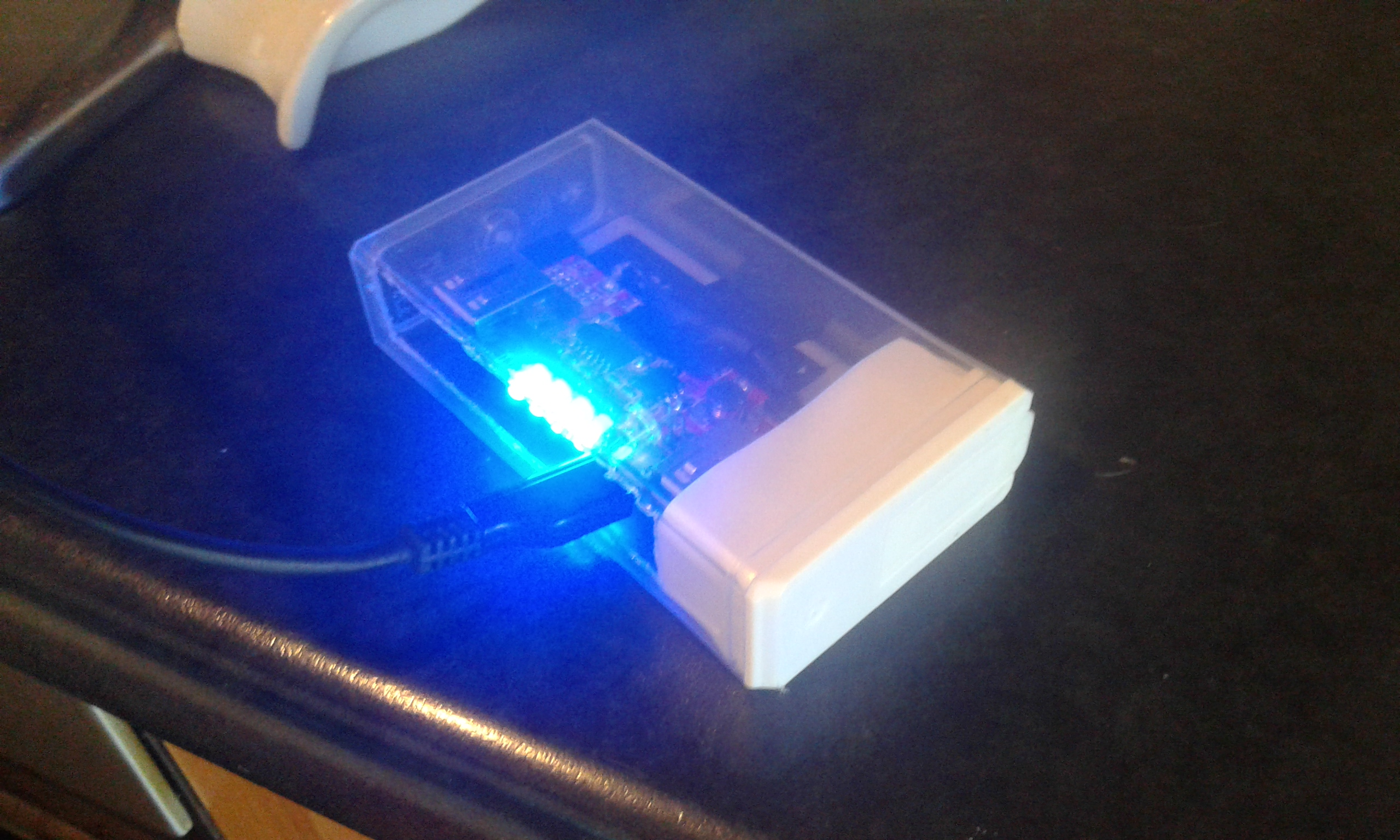 "Picture of The ""sweet"" DIY Powerbank"