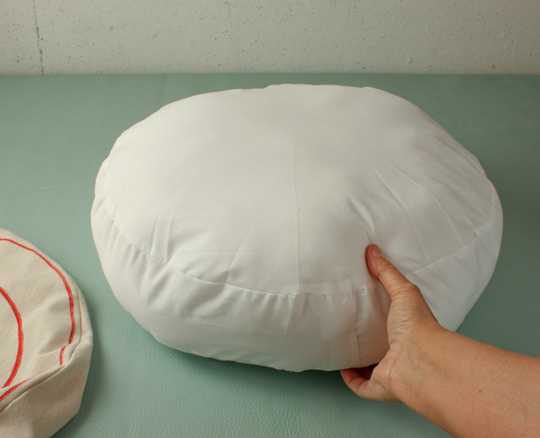 Picture of Ginormous Button Pillow