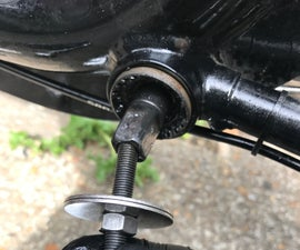 Seized Bottom Bracket Removal
