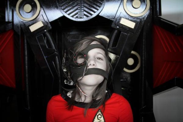 Borg Eyepiece Mask