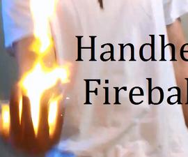 How To Make Handheld Fireballs