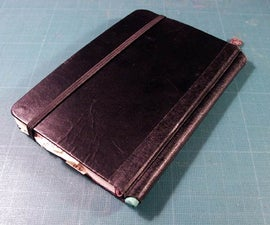 moleskine notebook mods