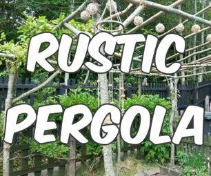 Rustic Pergola