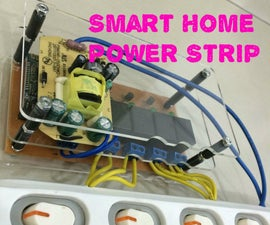 Smart Home Power Strip