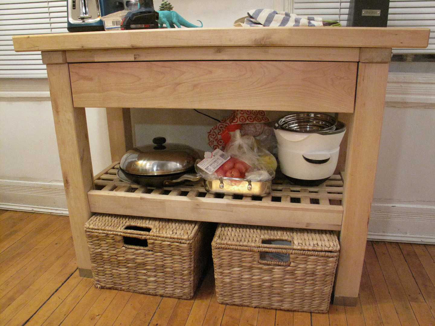 Picture of Adding a Drawer to an IKEA Kitchen Island