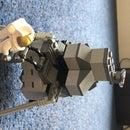 Lego Lunar Module